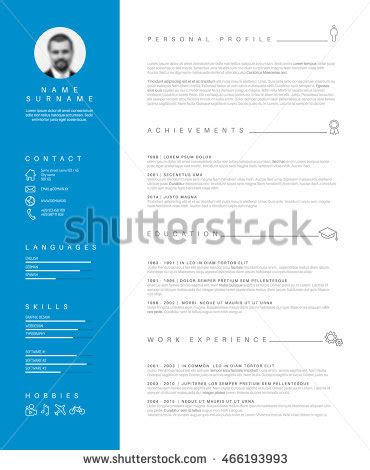 Format a List of Job References Sample Template Page